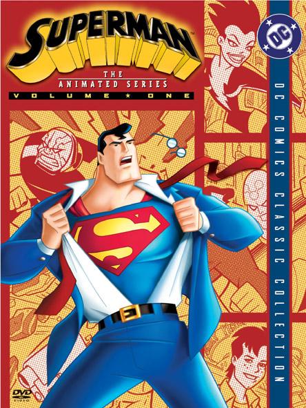 Superman TAS - T1
