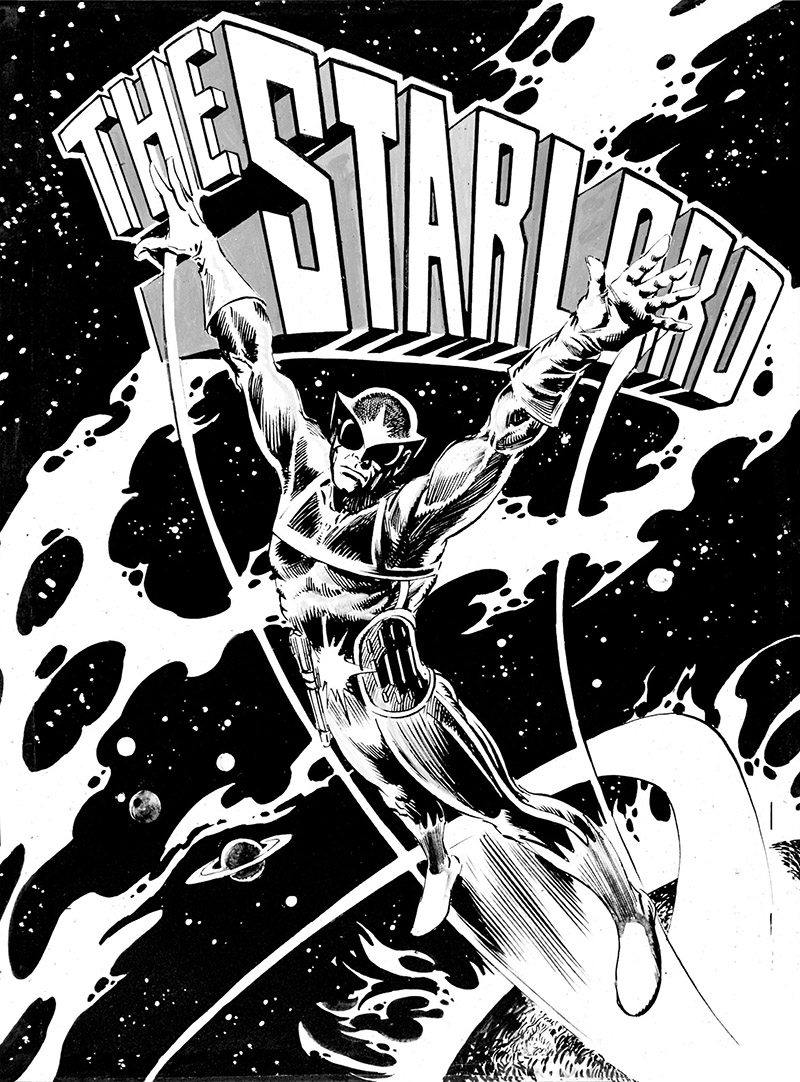 Starlord by Englehart