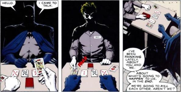 Batman The Killing Joke Cards