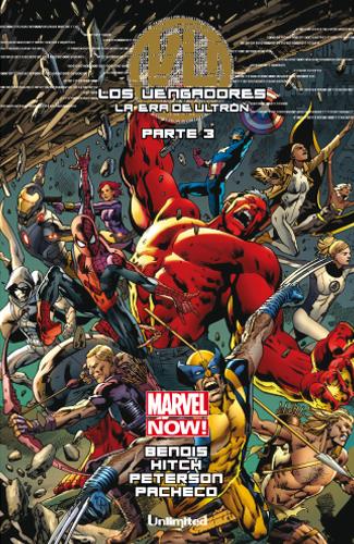 Los Vengadores - La Era de Ultrón Parte 3